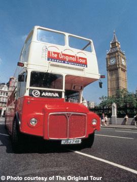 ロンドンツアーバス/イメージ
