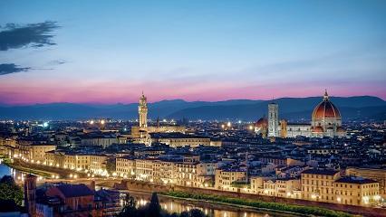 フィレンツェの街並み/イメージ