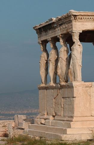 アテネ・神殿