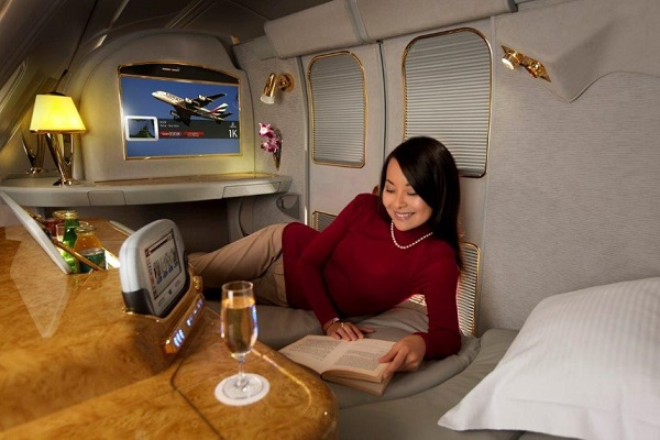 A380プライベートスイート