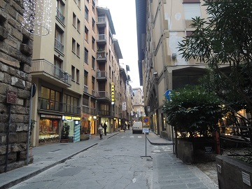 フィレンツェ街並み/イメージ