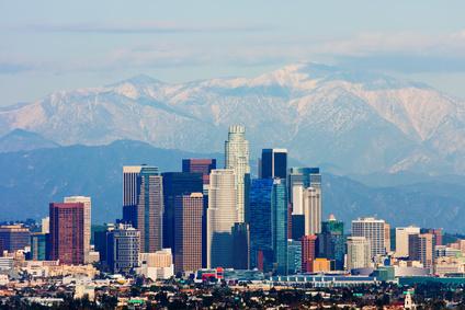 ロサンゼルス・ダウンタウン(イメージ)