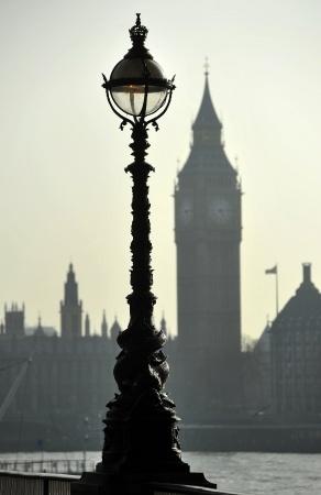 ロンドン時計台