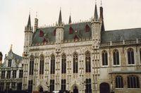 ブルージュ 市庁舎