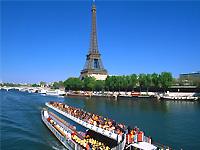 パリ:セーヌ川