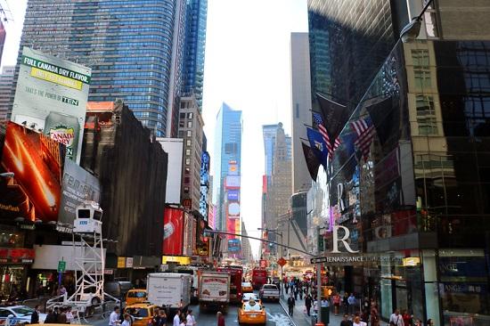 ◆全日空直行便++羽田発着++◆【ニューヨーク★5日間】 エディソンニューヨーク ★劇場街&タイムズスクエアの近隣に立地★ +//日本語送迎付//+