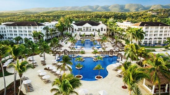 ++ビジネスクラス++【オールインクルーシブ★ジャマイカ&ラスベガス8日間】ハイアットジーヴァローズホール&SLSラスベガスホテル&カジノ