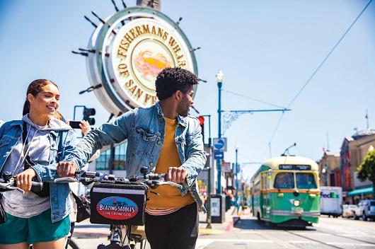 ◆JALビジネスクラス◆【サンフランシスコ5日間】 ★グランドハイアットサンフランシスコ  ++//日本語送迎付き//++