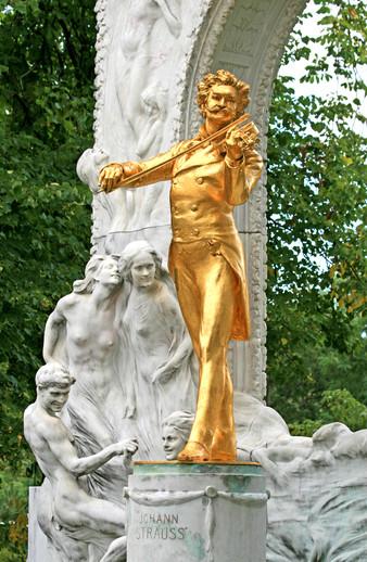 ウィーン・ヨハン像
